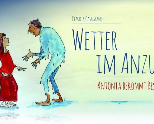 Kinderbuch Wetter im Anzug 5 Jahre